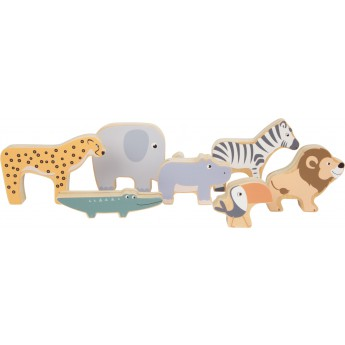Skládací zvířátka Safari