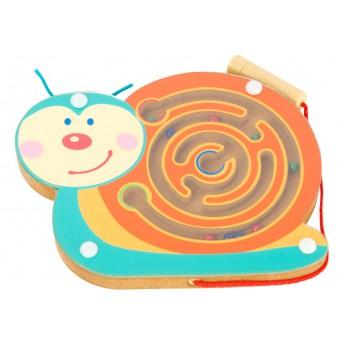 Magnetický labyrint - Šnek