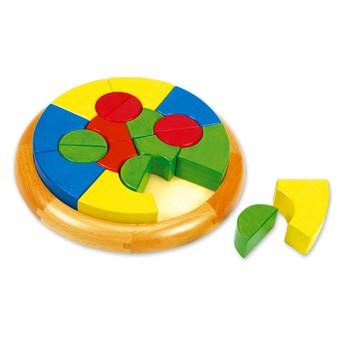 Motorické a didaktické hračky - Poznej tvary Rondo Formen