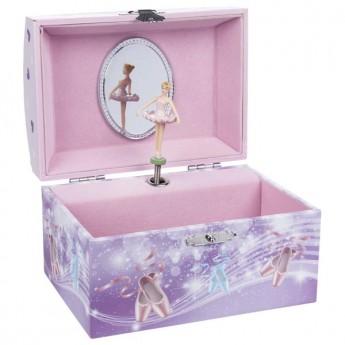 Hrací skříňka – Baletka, melodie: Labutí jezero