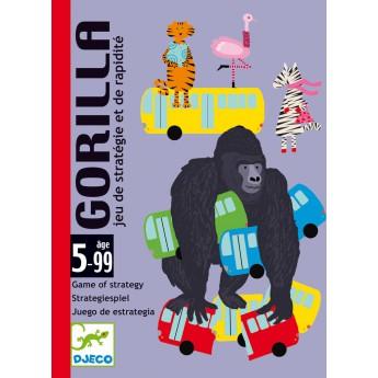 Djeco Karetní hra Gorilla