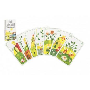 Dětské karty Prší Čtyři roční období