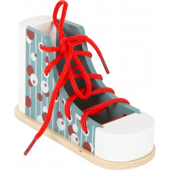 Small Foot Zavaž si tkaničku