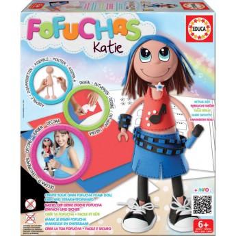 Katie sestav si svou panenku