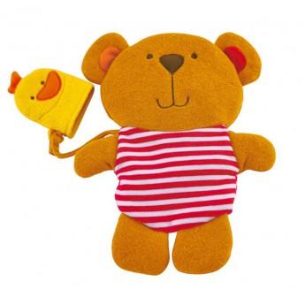 Hračky do vody - medvídek a kačenka set