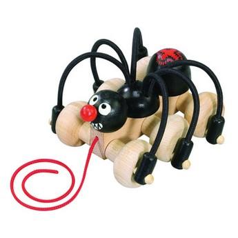 Pro nejmenší - Tahací pavouk