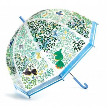 Djeco Velký designový deštník Divocí ptáci