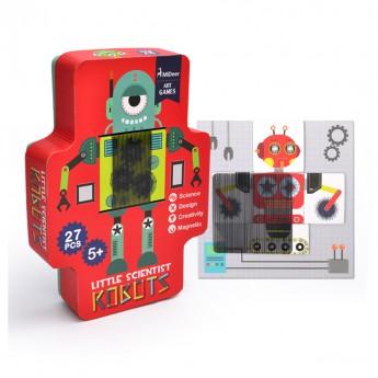 MiDeer Malý vynálezce - Roboti