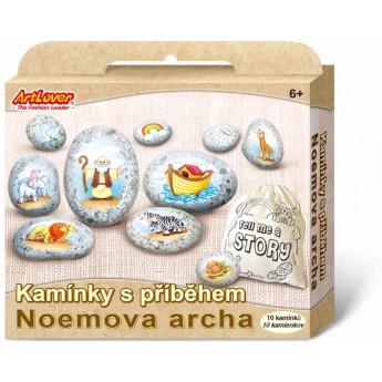 Kamínky s příběhem - Noemova archa