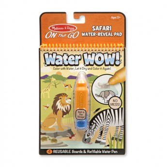 Kouzlení vodou - Safari