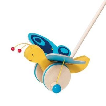 Pro nejmenší - Motýlek na tyči