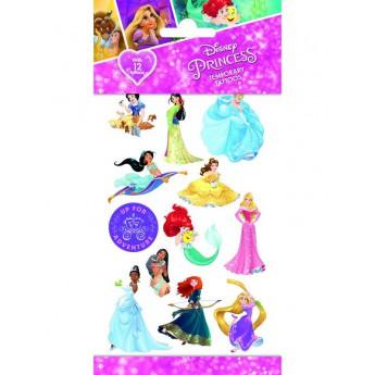 Tetování - Disney Princess
