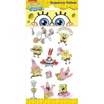 Tetování - Spongebob
