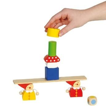Motorické a didaktické hračky - Dovednostní hra – Tři trpaslíci