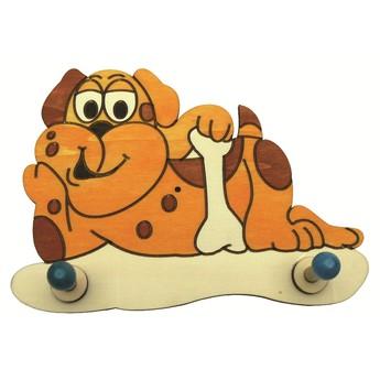 Dětský pokojíček - Věšák střední - Pes