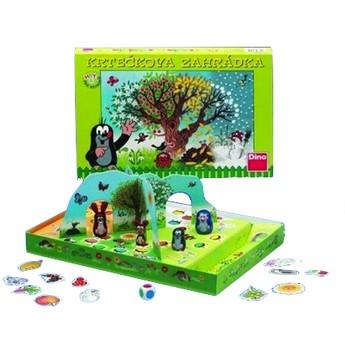 Hry a hlavolamy - Společenská hra Krtečkova zahrada