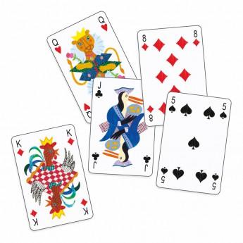 Djeco Univerzální karty Limitovaná edice