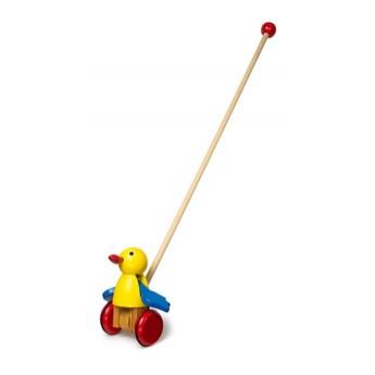 Pro nejmenší - Tlačící ptáci - kachnička