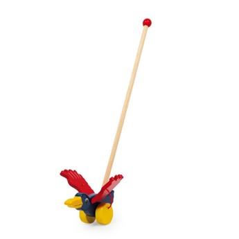 Pro nejmenší - Tlačící ptáci - papoušek