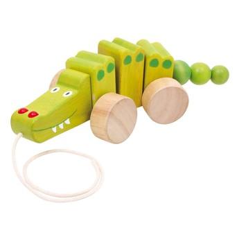 Pro nejmenší - Tahací krokodýl