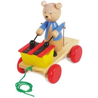 Pro nejmenší - Xylofon medvěd