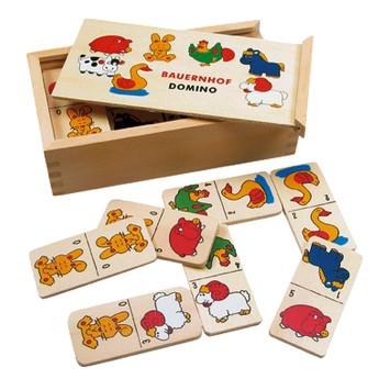 Hry a hlavolamy - Domino malé Statek