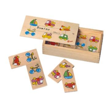 Hry a hlavolamy - Domino malé Doprava