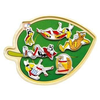 Motorické a didaktické hračky - Šití - Ferda Mravenec