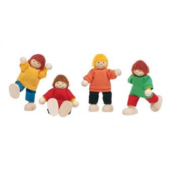 Pro holky - Panenky do domečku – děti