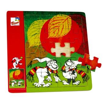 Puzzle - Puzzle mini 1 obrázek - Křemílek a Vochomůrka