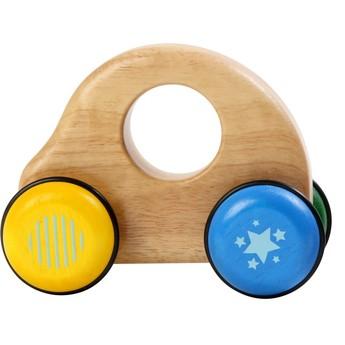 Pro kluky - Auto s barevnými koly