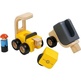 Pro kluky - Nakladní auto s elektrocentrálou