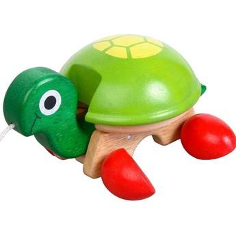 Pro nejmenší - Želva na provázku