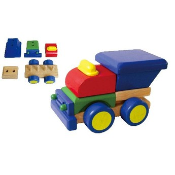 Pro kluky - Skládačka truck
