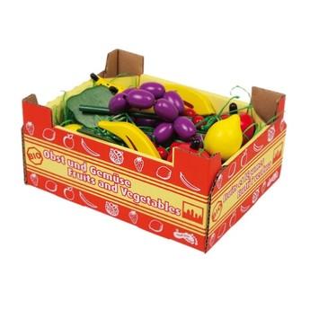 Pro holky - Krabice s ovocem
