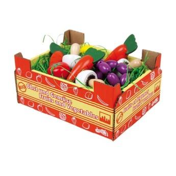 Pro holky - Krabice se zeleninou
