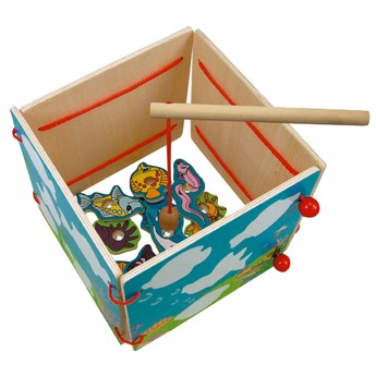 Motorické a didaktické hračky - Vodní říše - dva v jednom