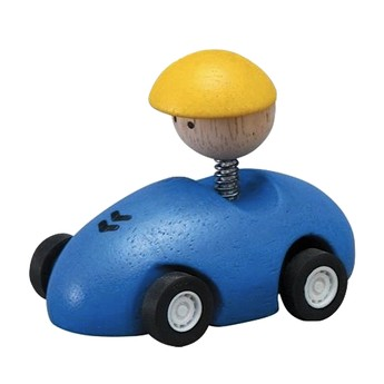 Pro kluky - Závodní autíčko - modré