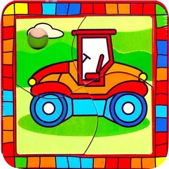 Puzzle - Puzzle mini - Válec