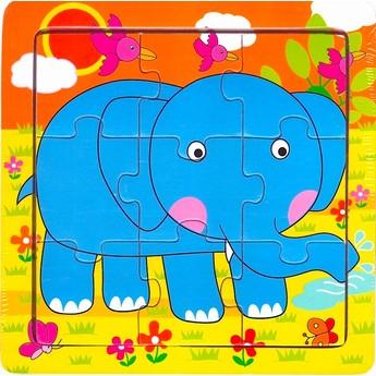 Puzzle - Puzzle mini - Slon