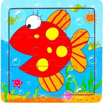 Puzzle - Puzzle mini - Rybka