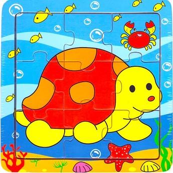 Puzzle - Puzzle mini - Želva