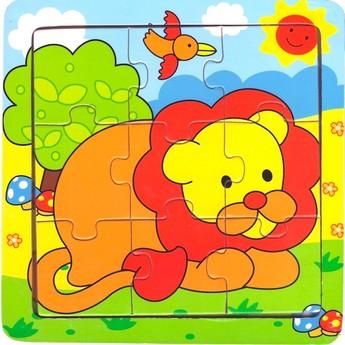 Puzzle - Puzzle mini - Lvíček