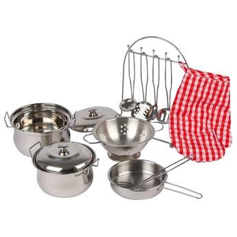 Pro holky - Sada nerezového nádobí Gustav