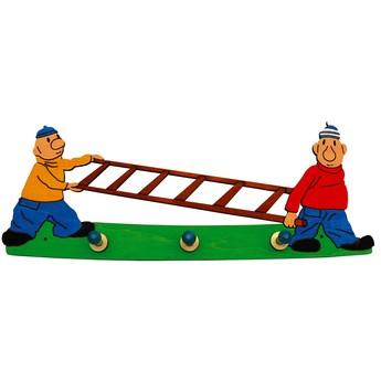 Dětský pokojíček - Věšák velký - Pat a Mat