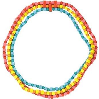 Pro holky - Dětský náhrdelník třířadý