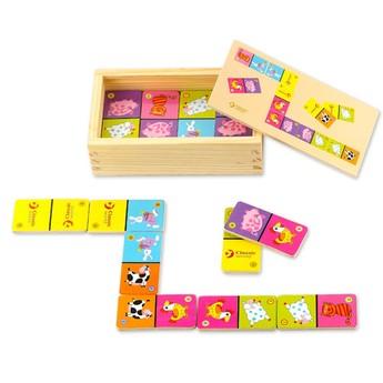 Hry a hlavolamy - Obrázkové domino