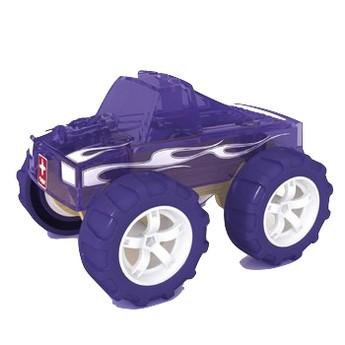 Závodní autíčko Hape Mini Monster Truck