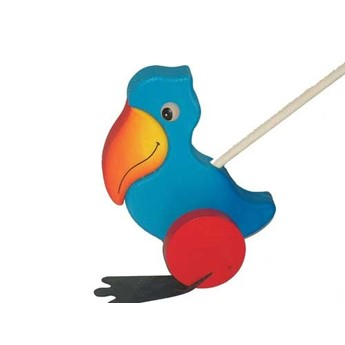 Pro nejmenší - Plácačka – Tukan modrý
