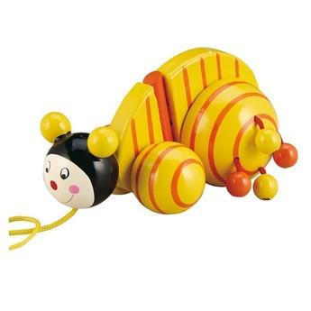Pro nejmenší - Tahací včelka